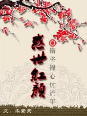 错将锦心付流年:惑世红颜封面