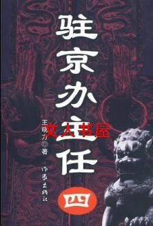 驻京办主任IV